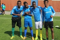 Somaliska Freds fotbollsturnering juni 2016