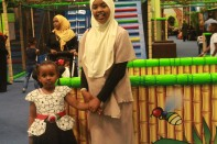 Somaliska Freds på Leo's lekland 12e sep 2016