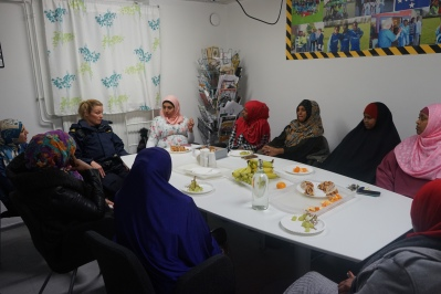 Hemmaträff Somaliska Freds i Rosengård