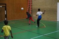 Somaliska Freds - Värner Rydénskolans sporthall november 2016