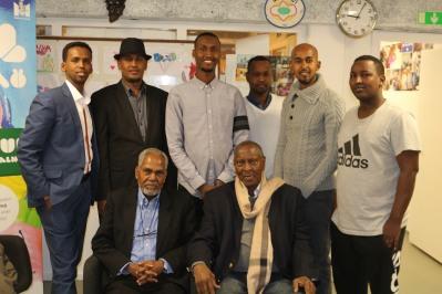 Somali Kulturfestival - besök hos Somaliska Freds