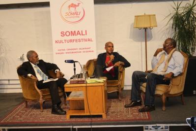 Somali Kulturfestival - Garaget 2016