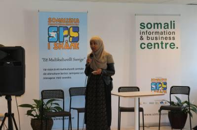 Somalisk kulturdag Rosengårds folkets hus 20e maj
