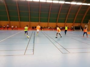 Nattfotboll Rosengård med Somaliska Freds