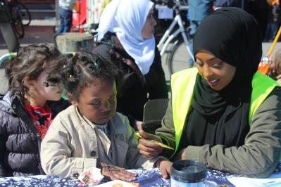 Somaliska Freds Vårkarnevalen 2017