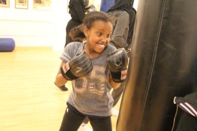 Somaliska Freds boxning