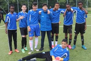 Somaliska Freds - fotbollsturnering i Lund 2017 augusti