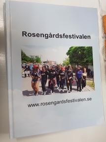 Fotobok Rosengårdsfestivalen bild