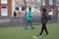 Kul i Malmö sportlovet 2018 - Somaliska Freds
