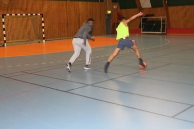 Nattfotboll Trygg Malmö 2018 Herrgården, Rosengård