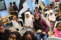 Avslutning Somaliska Freds läxhjälp våren 2018
