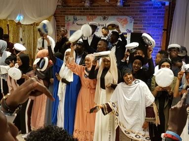 Somaliskt studentfirande Rosengård 2018
