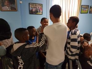 Somaliska Freds sommaren 2018