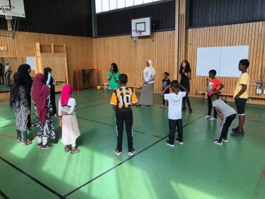 Dans i Sofielund - Somaliska Freds i samarbete med Seveds förening