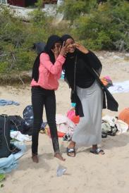 Somaliska Freds utflykt till Stenhuvuds nationalpark 2018