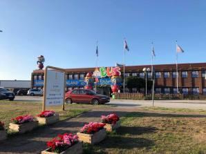 Somaliska Freds på Busfabriken augusti 2018