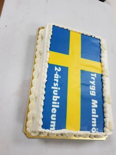 2-årsjubileum Trygg Malmö - nattvandring
