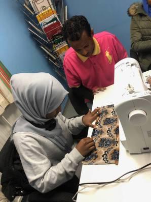 Somaliska Freds - sykurs och mode